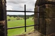 Vista dal Castello di Alnwick