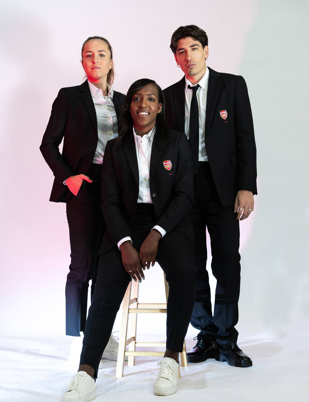 arsenal women to wear 424 suits for the