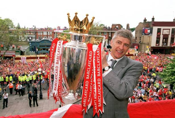 Pictures: The very best of Arsène Wenger   Gallery   News   Arsenal.com