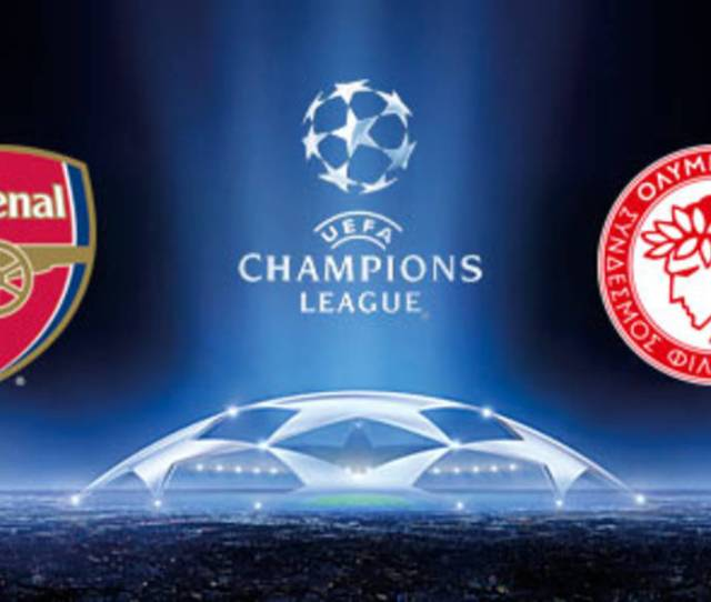 Arsenal V Olympiacos Tickets On General Sale Arsenal Com