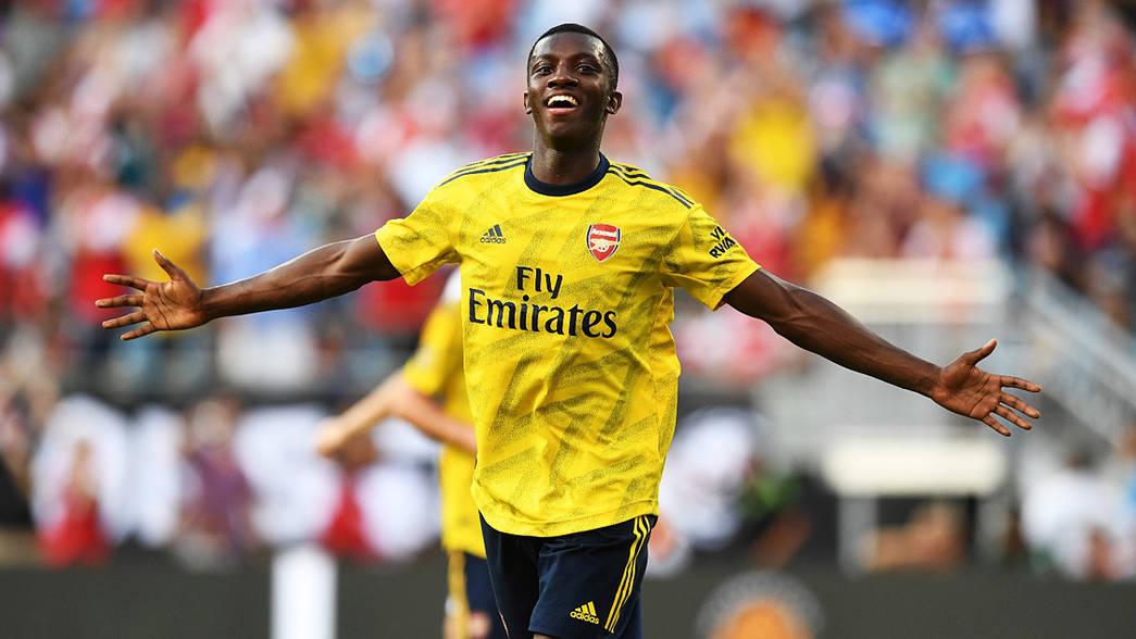 Eddie Nketiah ajiunga na Leeds United hadi mwisho wa msimu