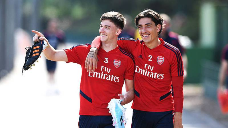 Will Tierney and Bellerin face Standard Liege?   Press conference   News    Arsenal.com
