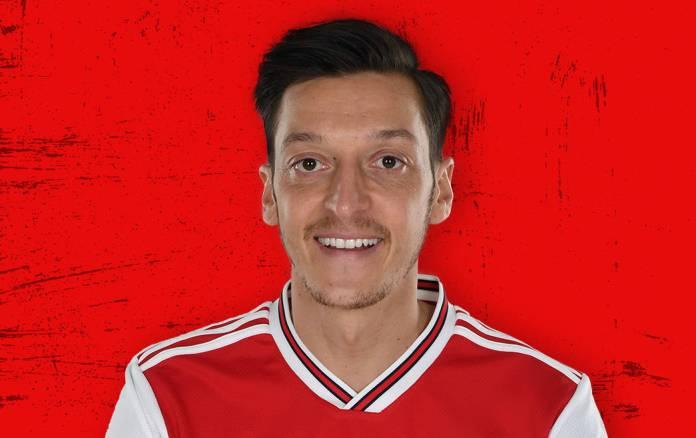 Mesut Ozil | Players | Men | Arsenal.com