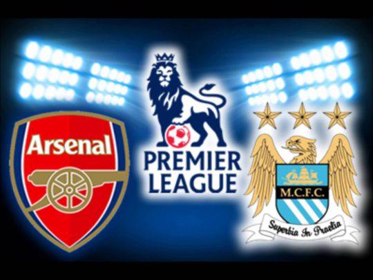 Arsenal vs. Manchester City