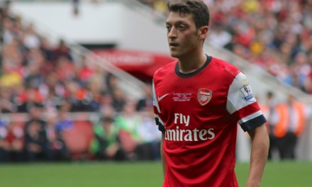 [Tweet]:You won't believe what Ozil said over his injury scare