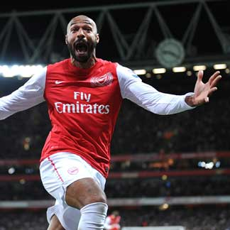 Henry reacts to Arsenal 1-0 victory over Burnley – fans will like this