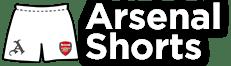 Arsenal Shorts logo image