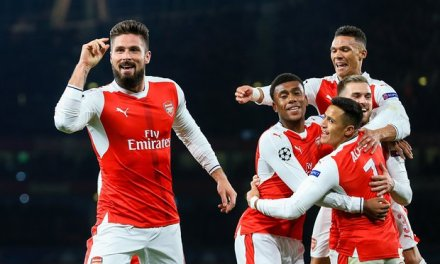 Report: Arsenal 1-0 West Bromwich Albion