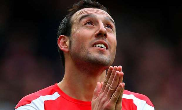 Santi Cazorla – another Spaniard in the works