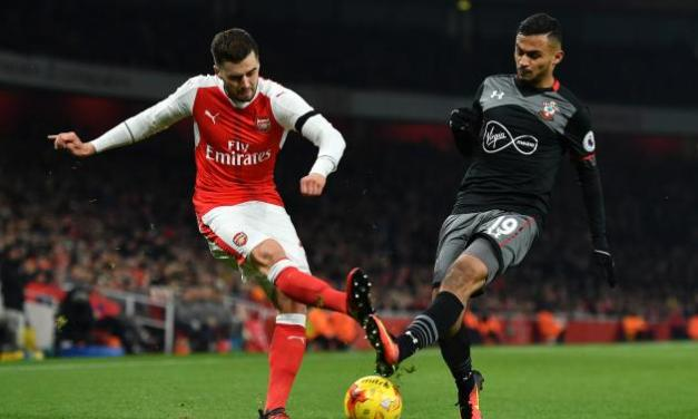 EFL: Arsenal 0-2 Southampton – November bites back