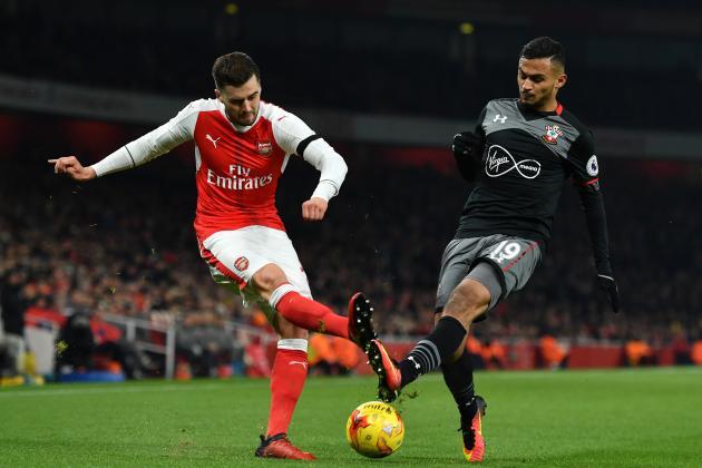 EFL: Arsenal 0-2 Southampton – November bites back