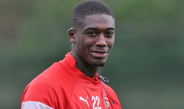 'The Adventure Ends' – forgotten striker leaves Arsenal