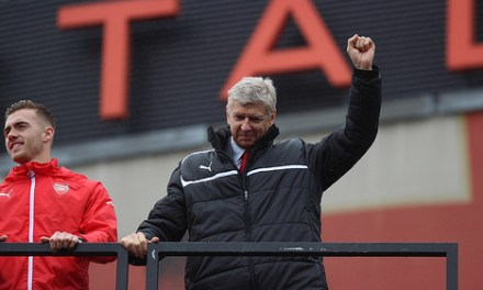Has Wenger finally solved Arsenal's main problem?