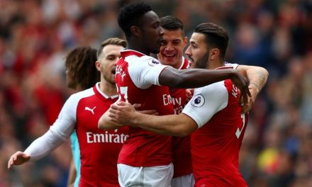 Ozil and 2 key players out – Arsenal possible line-up against Man City