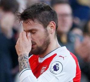 Red Star Belgrade v Arsenal team news