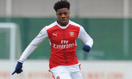 Alex Iwobi confirms highly-rated ace will join Arsenal first team squad