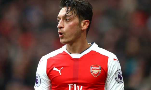 Wenger reveals the real reason Ozil missed Burnley clash