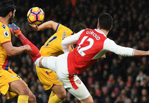 Goodnight Sweet Prince, Olivier Giroud Leaves Arsenal