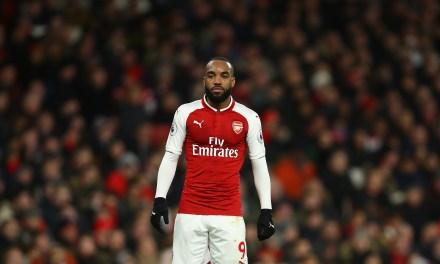 It never rains… Lacazette out for SIX weeks