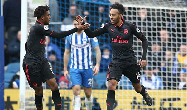 Report – Brighton 2-1 Arsenal, from bad to worse.
