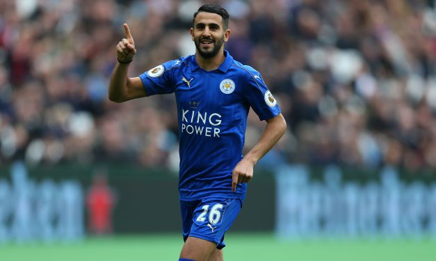 Source claims Mahrez is 'very clear' he wants to join Arsenal