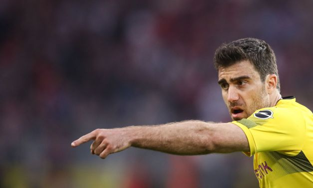 A Spot of Team News – Sokratis Out of Everton Clash