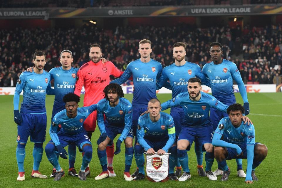 5 Reasons Arsenal Can Win the Europa League This Season