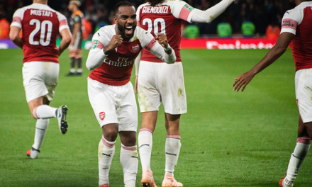Arsenal Looking To Gate Crash Top Four