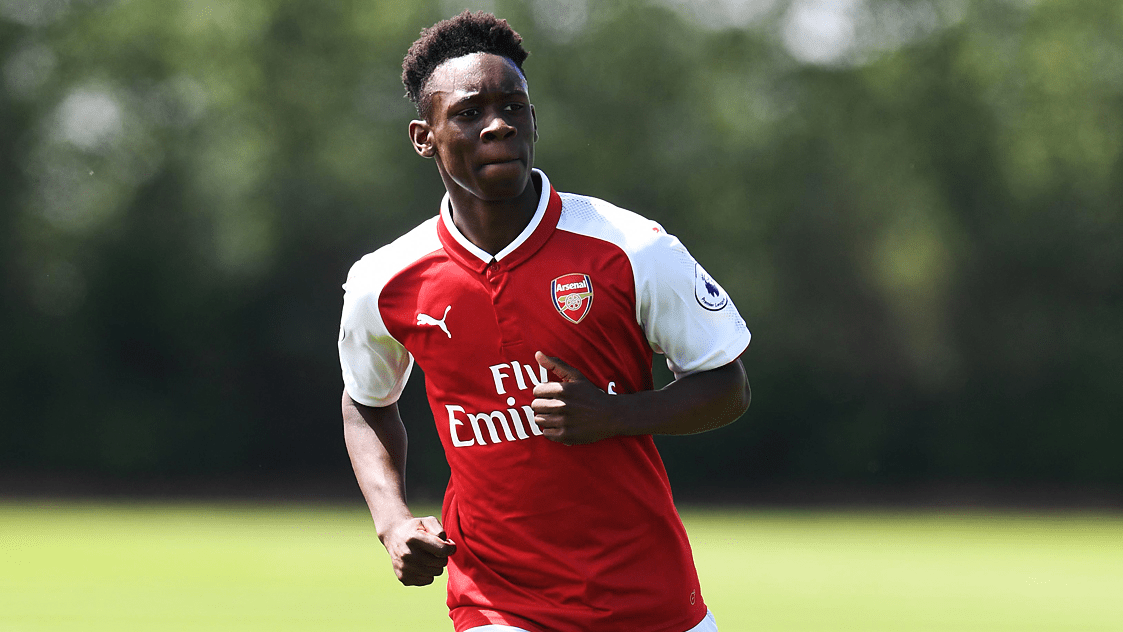 Folarin Balogun: meet Arsenal's latest gem