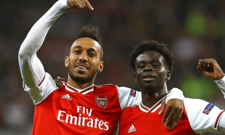 Report: Frankfurt 0-3 Arsenal
