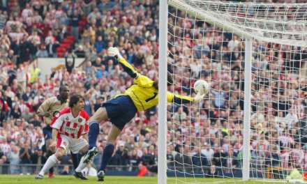 Remembering that Seaman Save from FA Cup Semi-Final