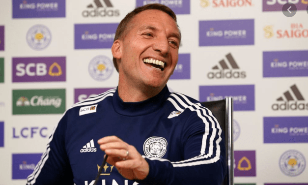 Arsenal Job Not One for Rodgers says Rodgers