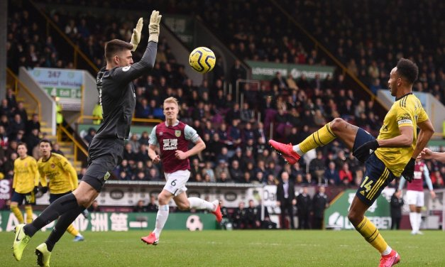 Arsenal Hit the Boos in Burnley Stalemate – Burnley 0-0 Arsenal