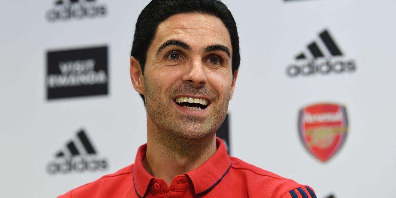 Arteta Names New Players in Euro Squad