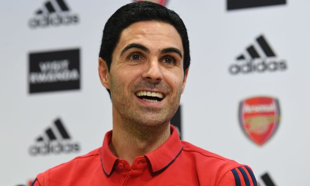 Arteta Names New Players in Euro Squad