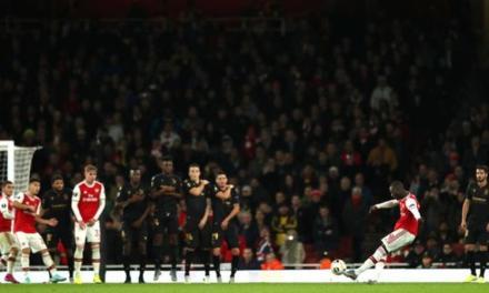Arsenal 3-2 Vitoria – Pepe at the Double