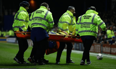 Ankle Fracture for Lucas Torreira after Pompey Horror Challenge