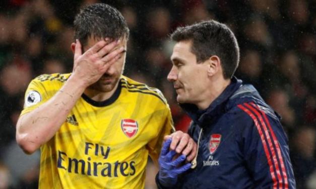 Arsenal Doctor Makes Shock U-Turn