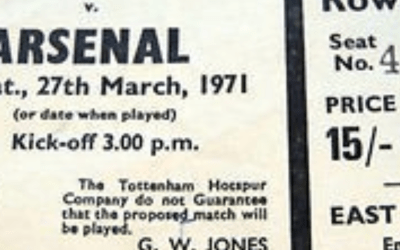 Arsenal – On This Day – 27th March