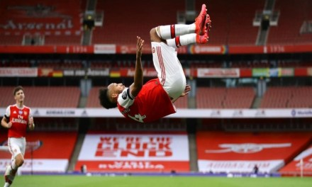 Arsenal 4-0 Norwich – Aubameyang at the Double