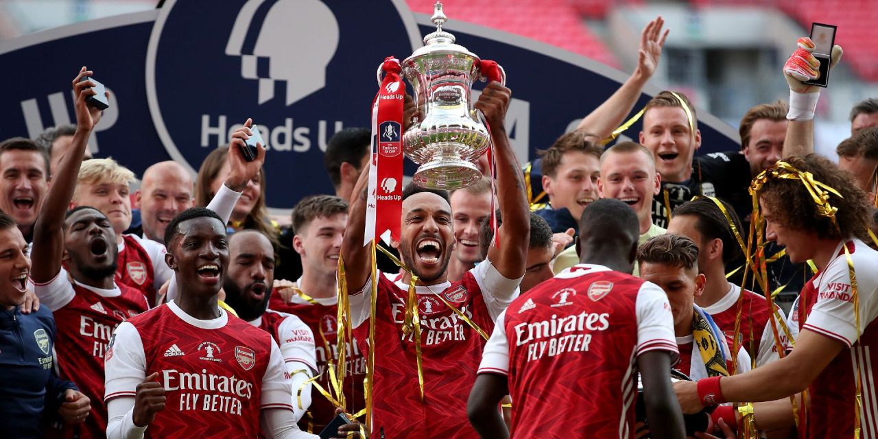 Arteta's Arsenal Ready to Build on FA Cup Win