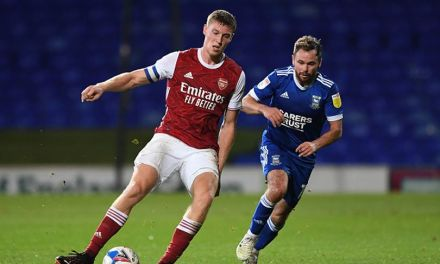 Arsenal Youngster McGuinness Joins Ipswich Town on Loan