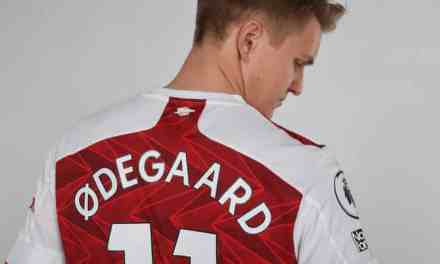 An Ode to Martin! Odegaard Joins on Season Loan