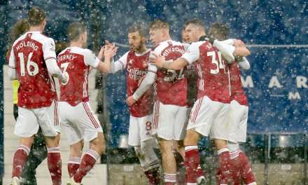Away to West Brom – Arsenal Win 4-0!