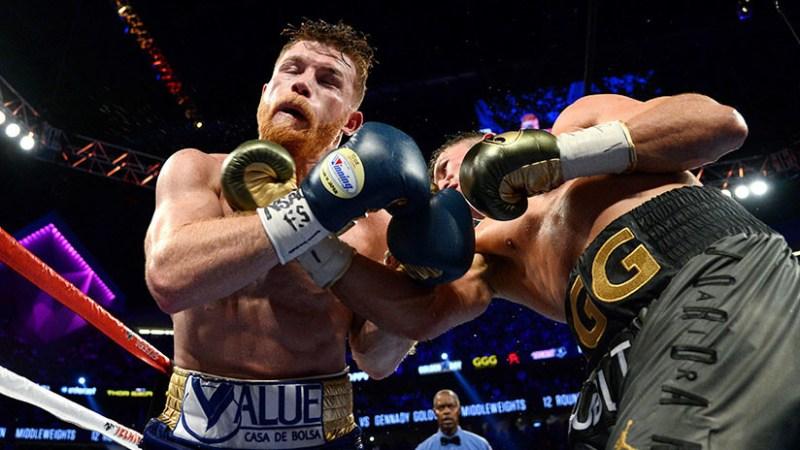 El campeón de boxeo 'Canelo', suspendido temporalmente por dopaje