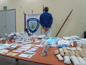 medicamentos, robo, Maracaibo