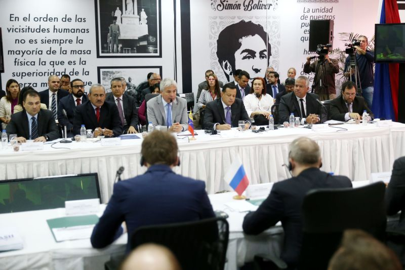Venezuela Rusia farmacéutico