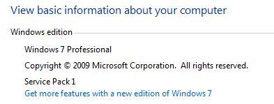 Cara Mudah Update Offline Service Pack Windows 7