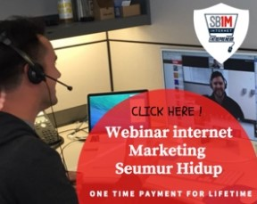 Belajar Internet Marketing ONLINE