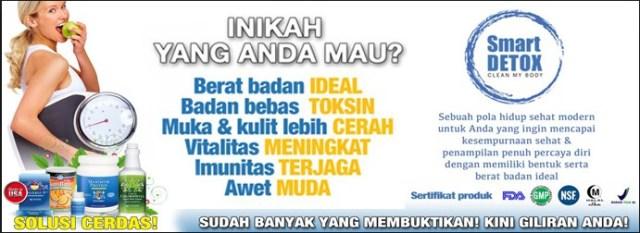 Jual Smartdetox Resmi di Kelapa Gading Jakarta Hub. 087878211823